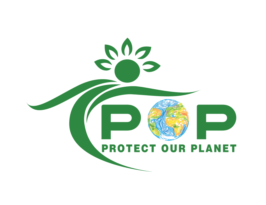 POP Protect Our Planet Logo