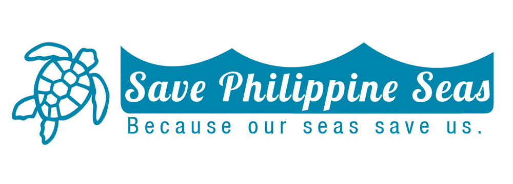 Save Philipphines Seas Logo