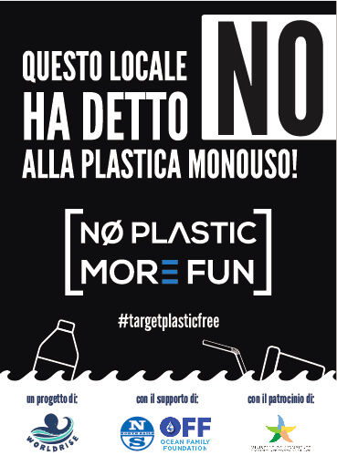 No Plastic More Fun Worldrise 100