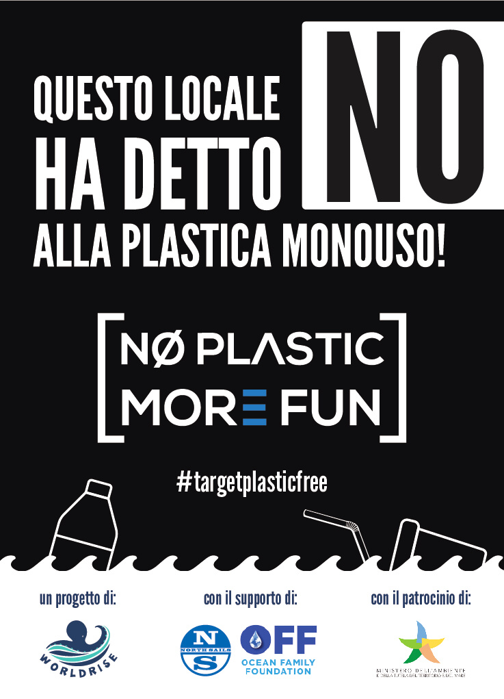 No Plastic More Fun Worldrise