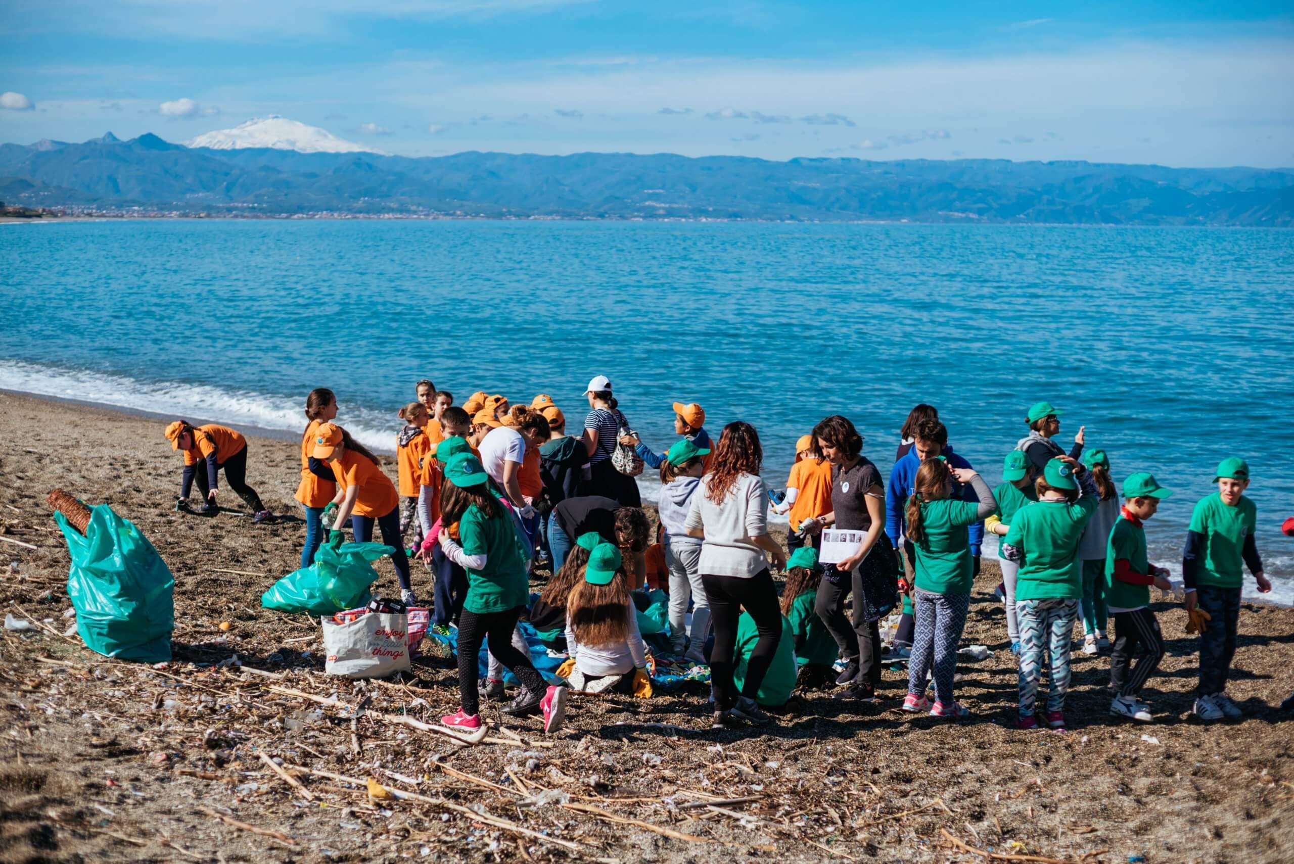 Beach Cleaning: come pulire la spiaggia per la prima volta