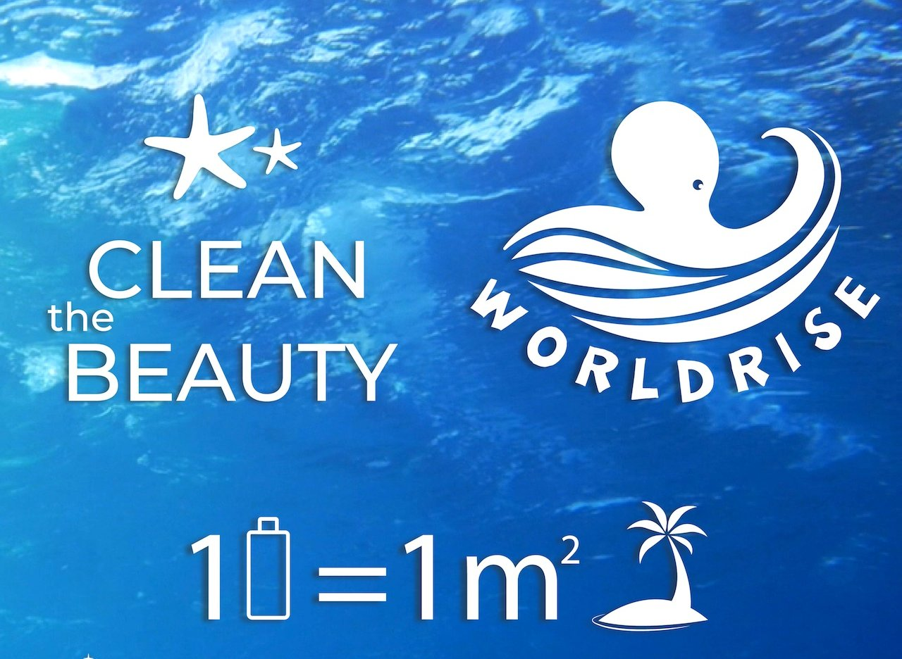CLEAN THE BEAUTY Worldrise